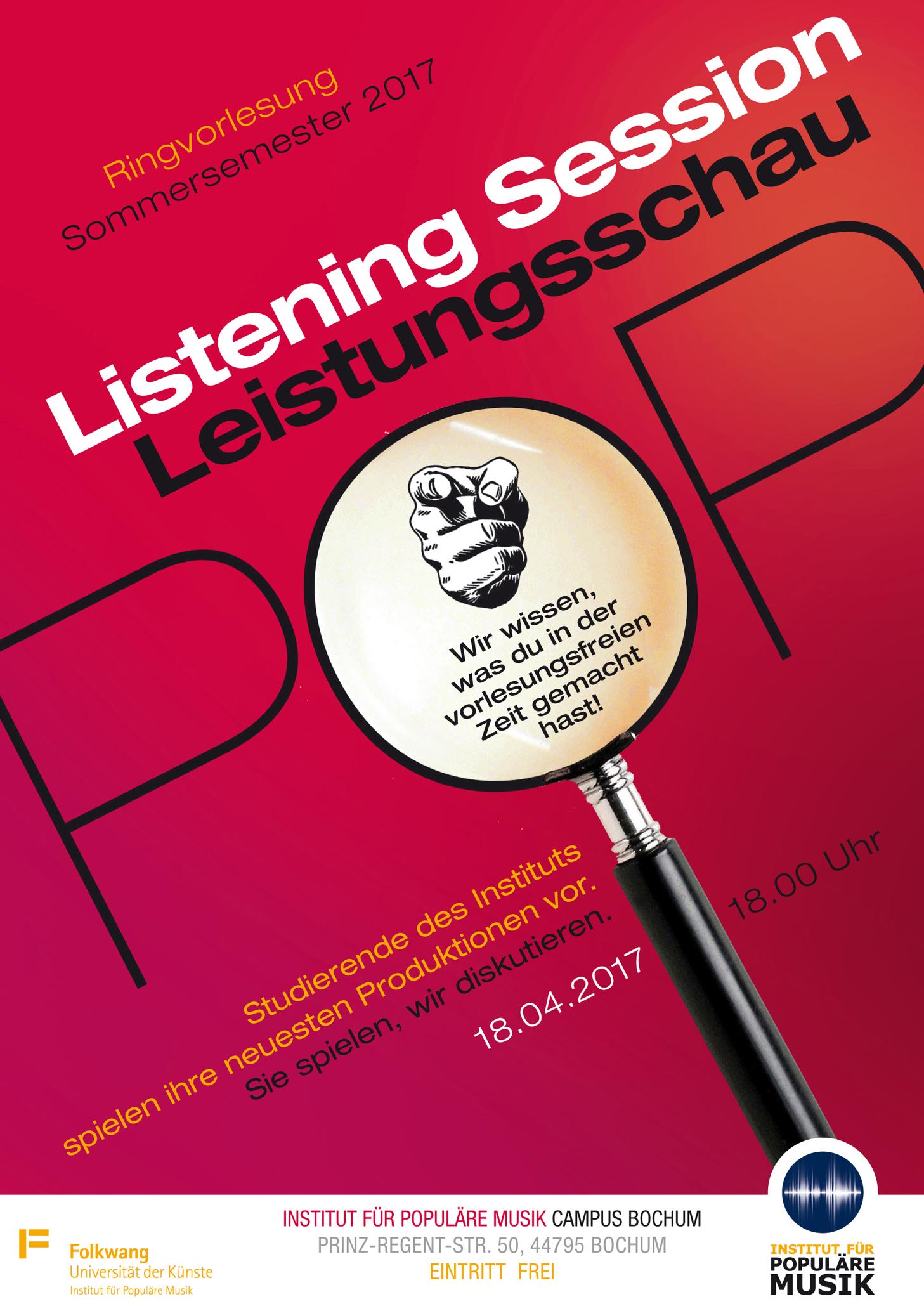 Listening Session
