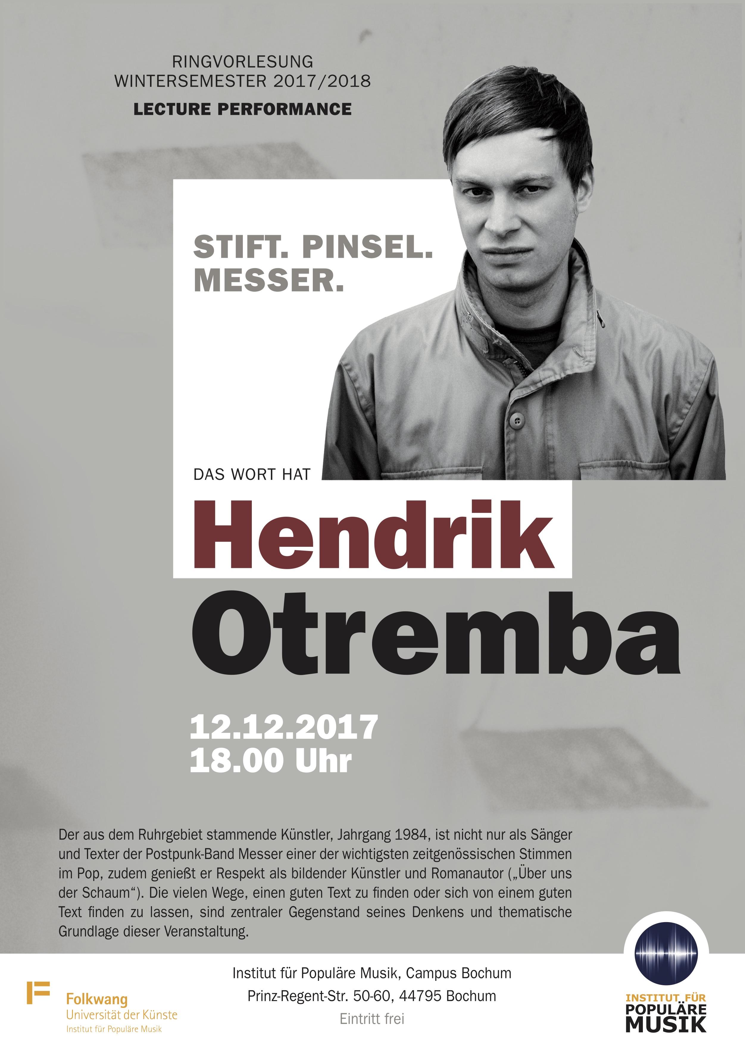 Hendrik Otremba