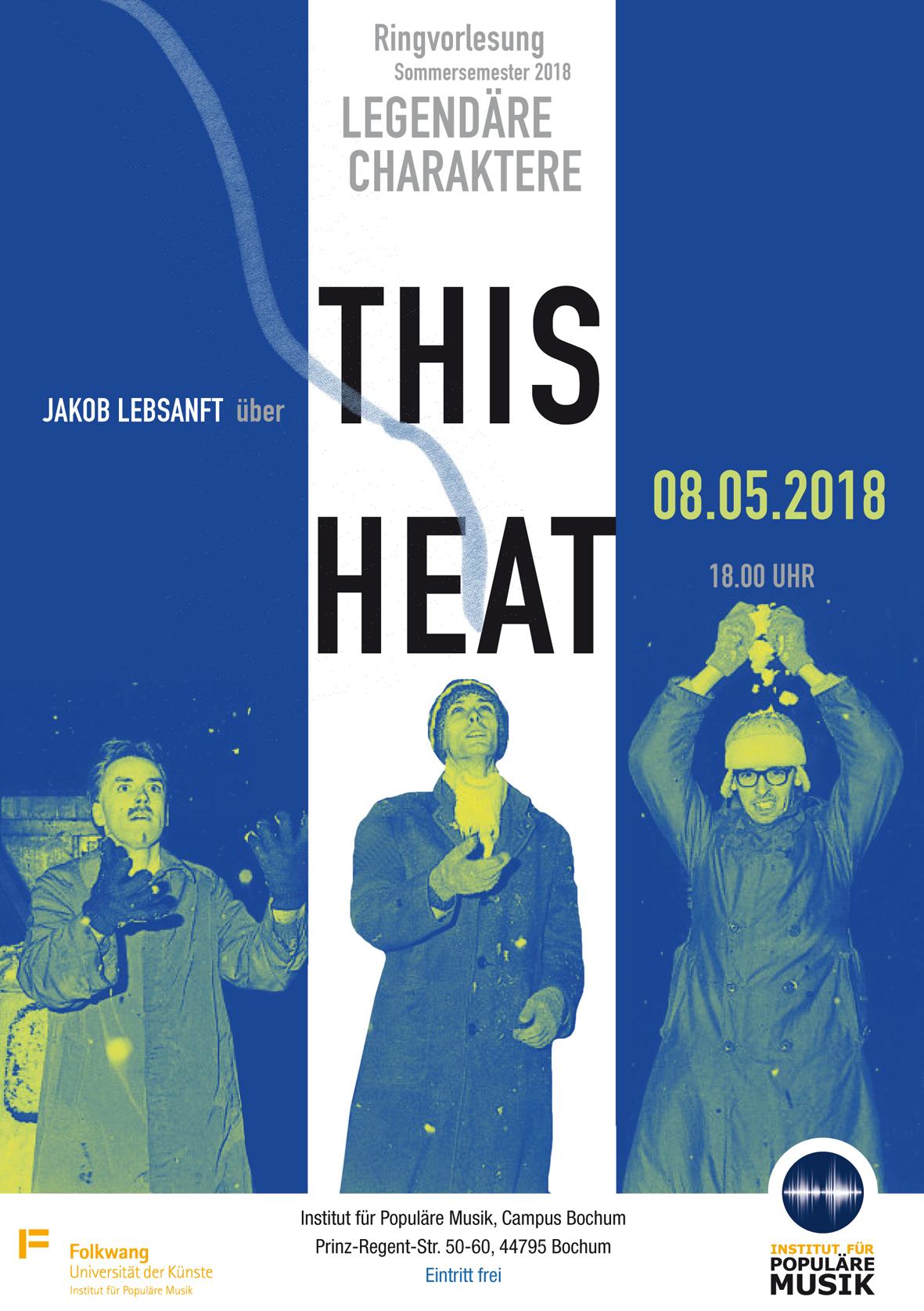 Jacob Lebsanft über This Heat
