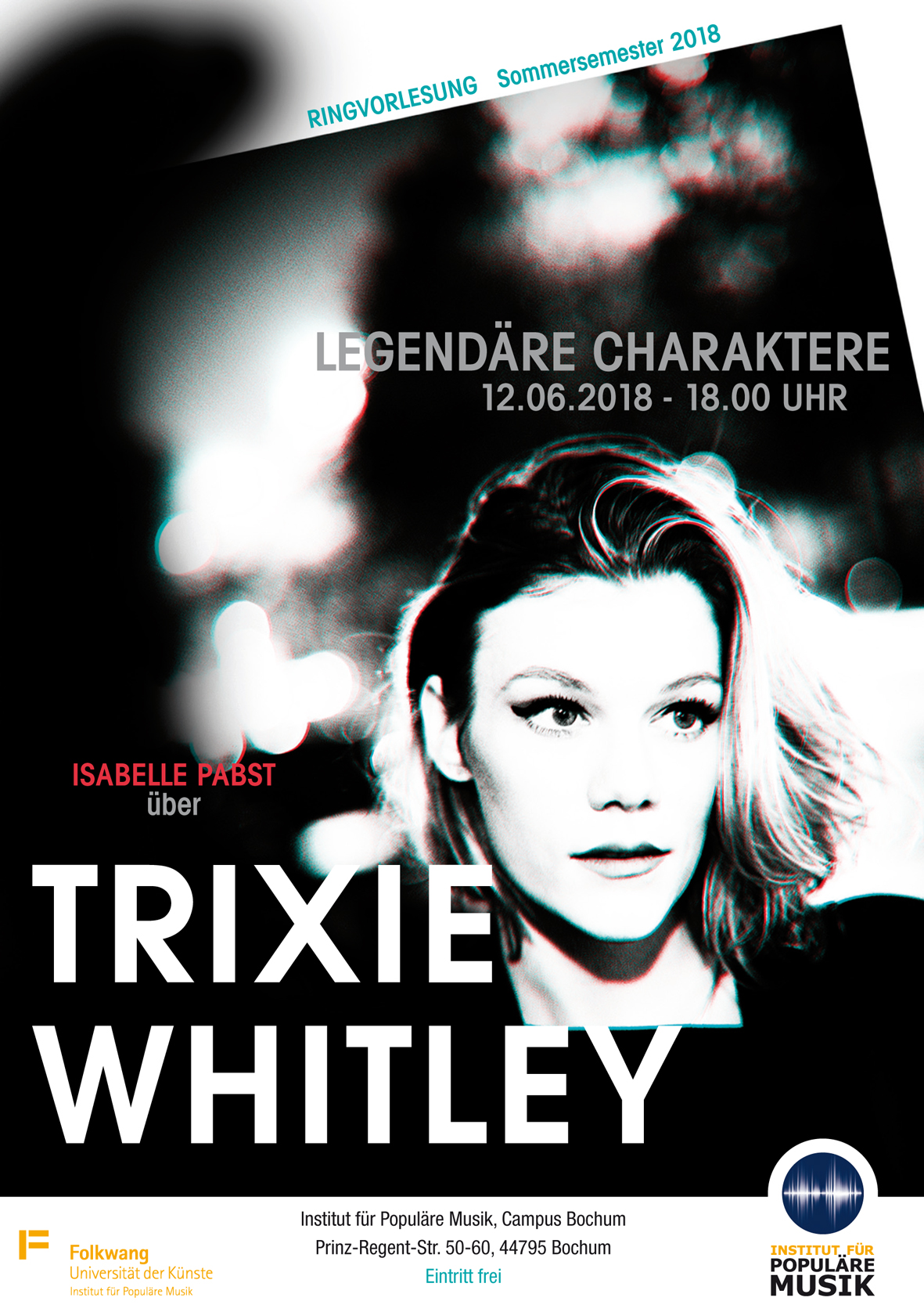 Isabelle Pabst über Trixie Whitley