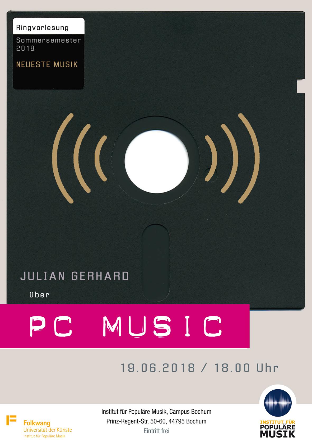 Julian Gerhard über PC Music