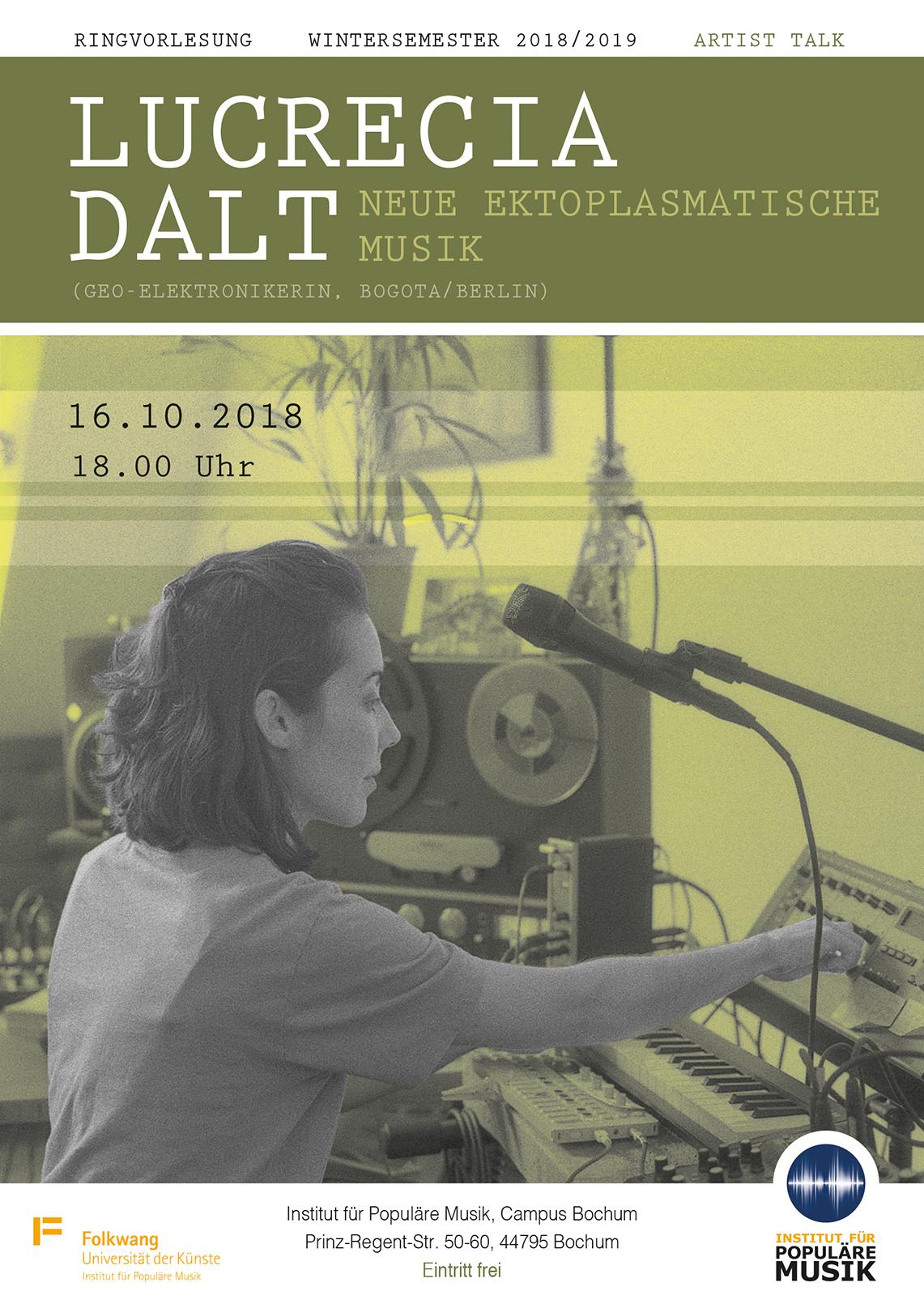 Lucrecia Dalt - Neue Ektoplasmatische Musik