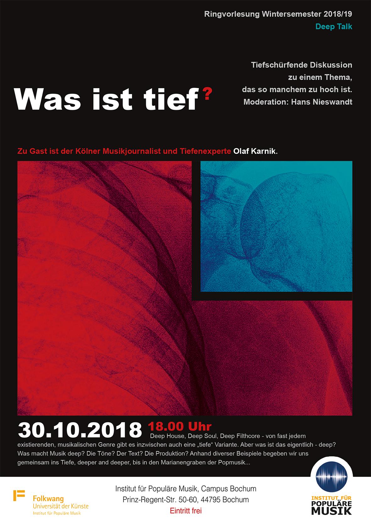 Olaf Karnik - Was ist tief?