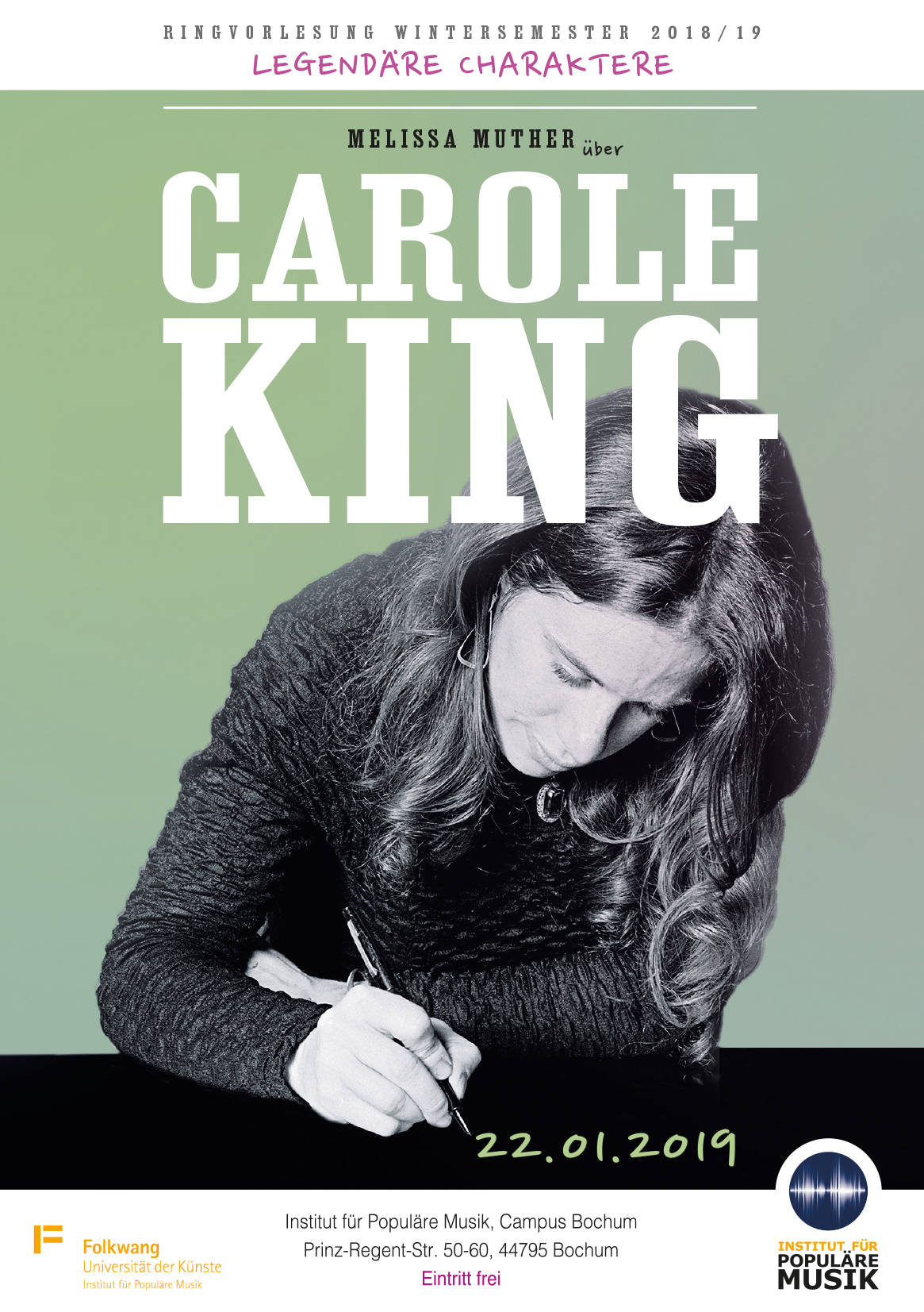 Melissa Muther über Carole King